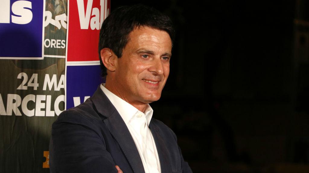 Manuel Valls inici campanya