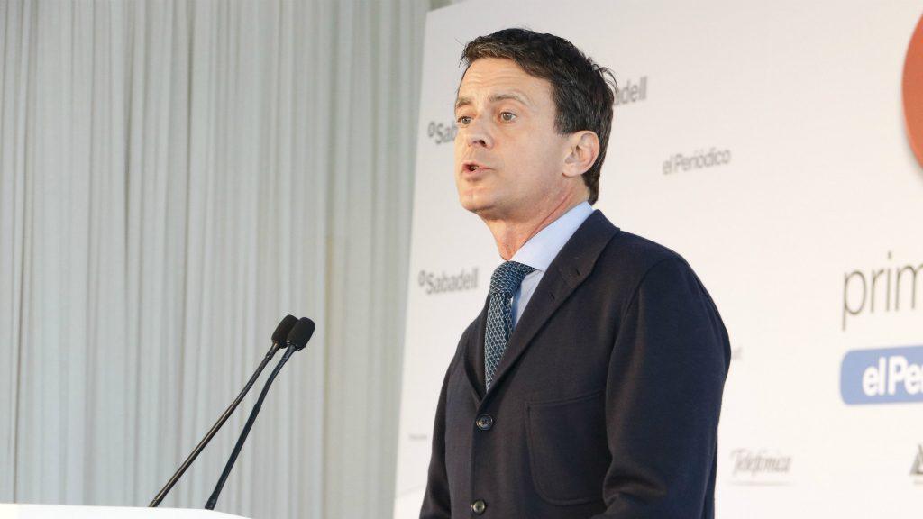 Manuel Valls a Primera Plana