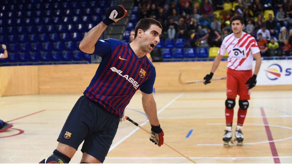 Marc Gual hoquei patins comiat