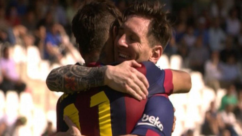 Bartomeu Messi Neymar
