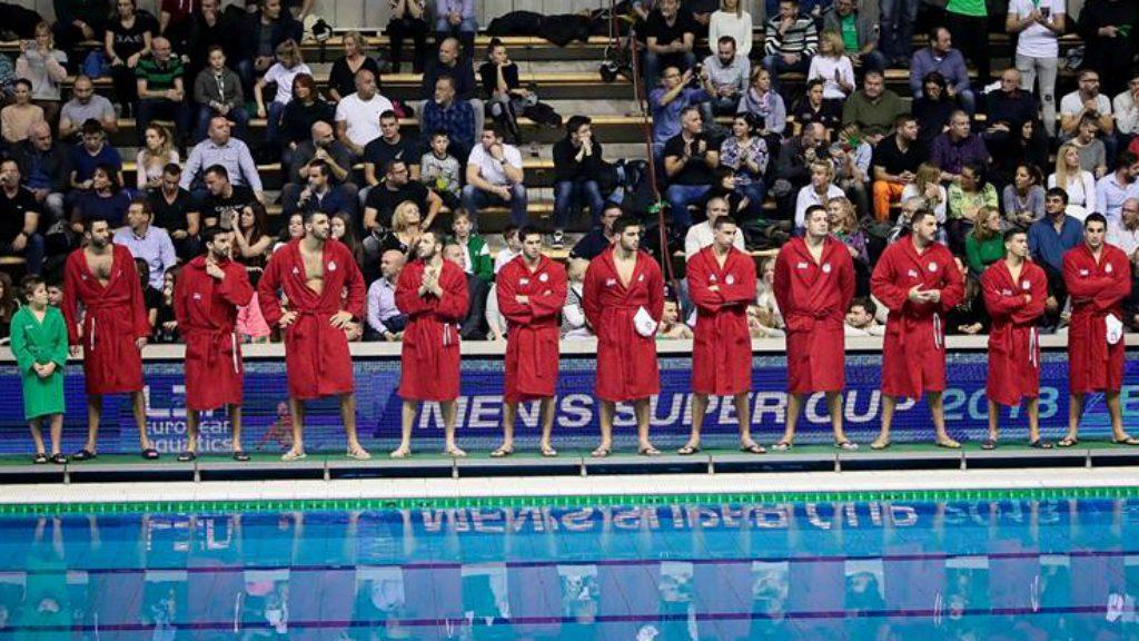 Equip waterpolo Olympiacos Pireus