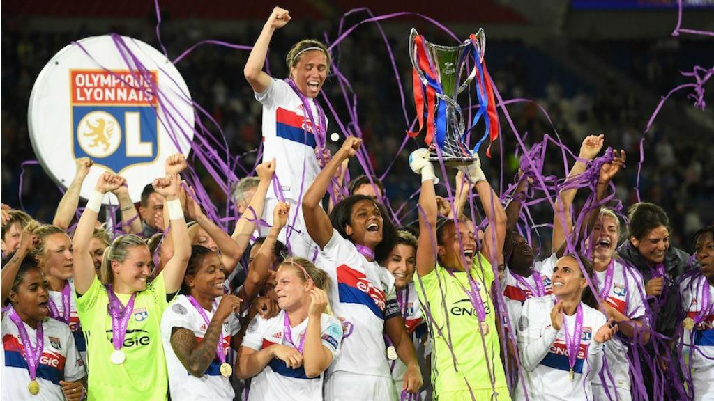 L'Olympique de Lió, el rival del Barça a la final de la Champions