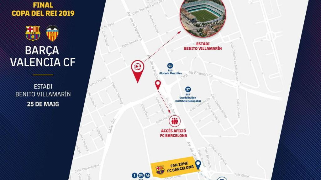 Barça Fan Zone