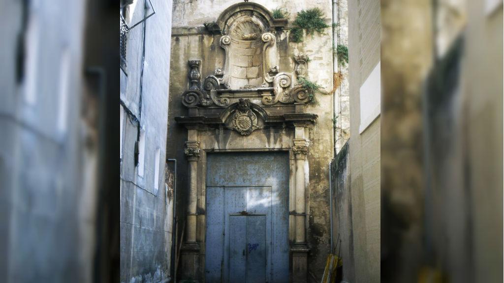 portic sant joan jerusalem
