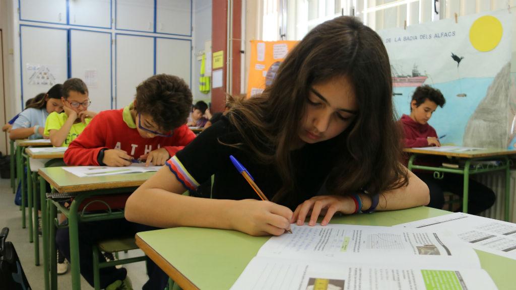Proves de competència bàsiques pels alumnes de sisè de primària
