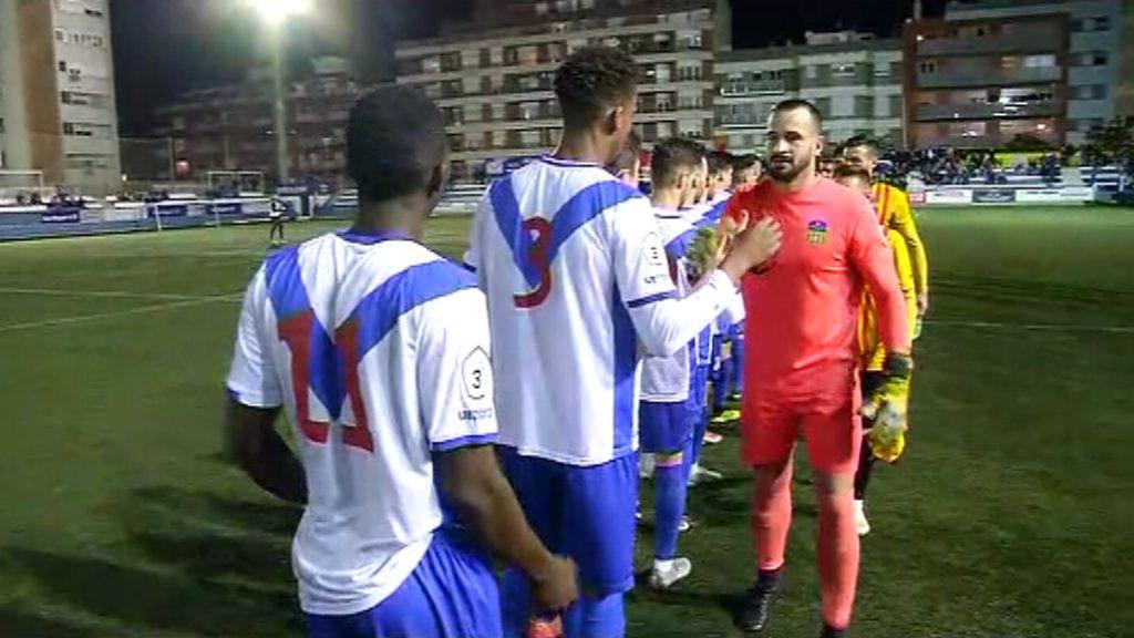 El Sant Andreu rep l'Europa