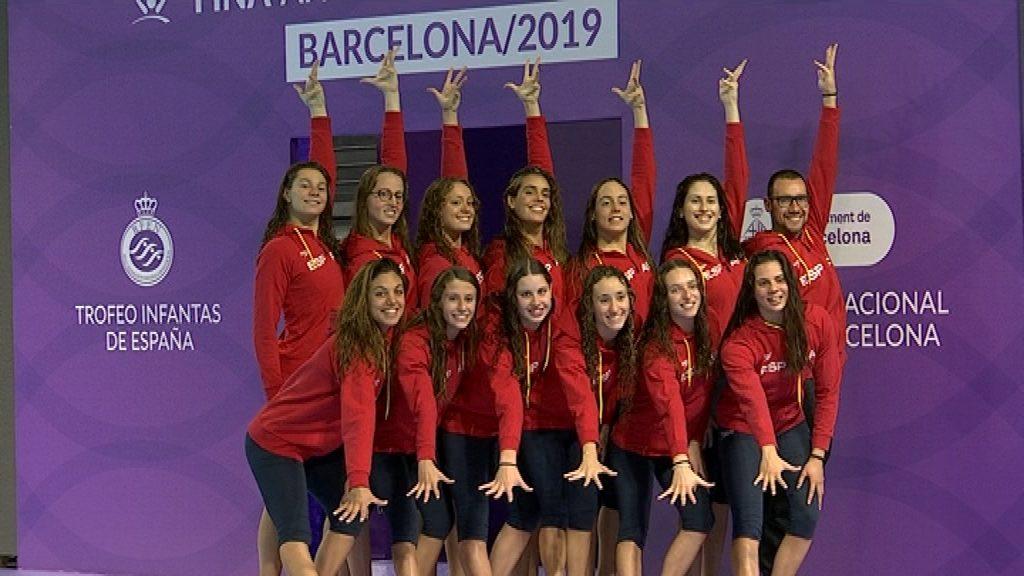 World Series Barcelona 2019 natació artística