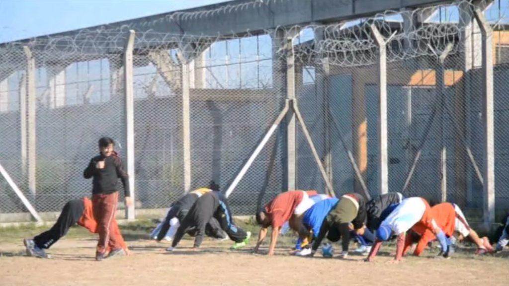 espartans Catalunya rugbi a les presons