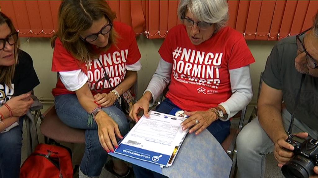 Voluntaris del cens d'Arrels 2019