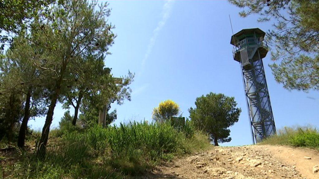 Torre de vigilància Collserola
