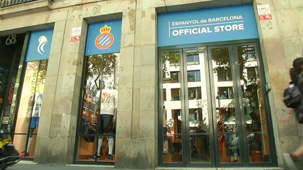 Espanyol tanca botiga No Gira