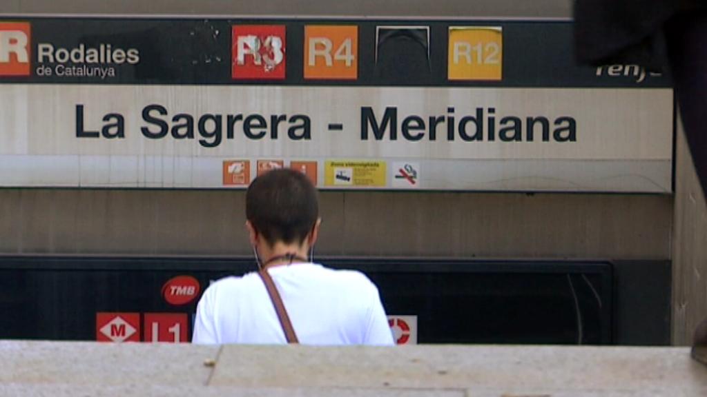 rodalies estació Sagrera