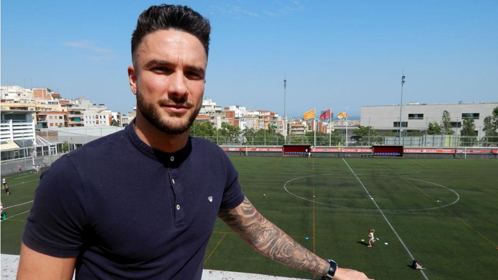 Marc Ahufinger fitxa pel Martinenc