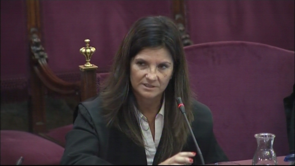 Rosa María Seoane, advocada de l'estat