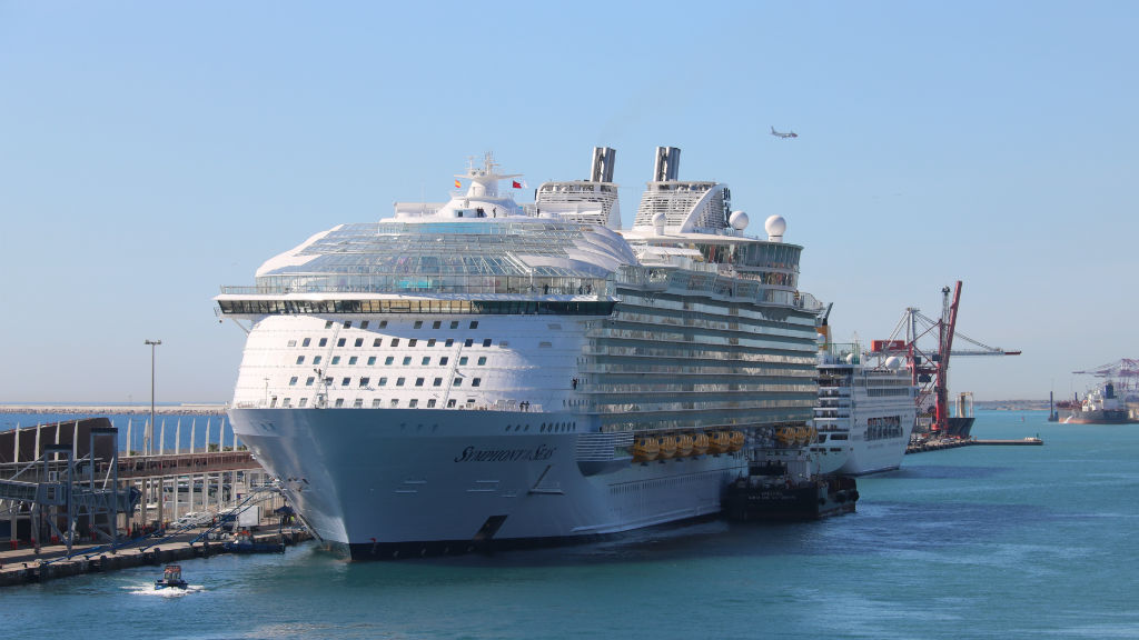 creuer Port de Barcelona