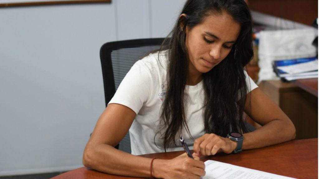Daniela Cruz primera fitxatge de l'Espanyol