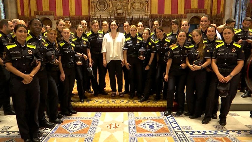 dones Guàrdia Urbana