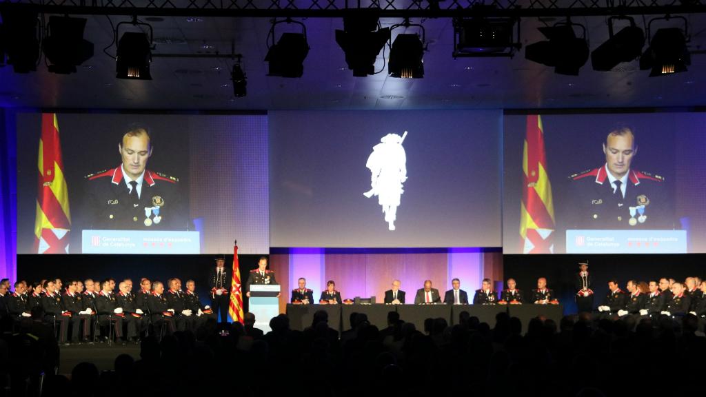 Eduard Sallen al Dia de les Esquadres