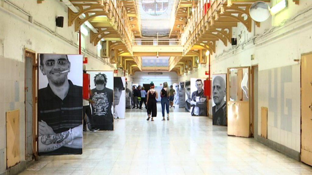 Exposició presos a la Model