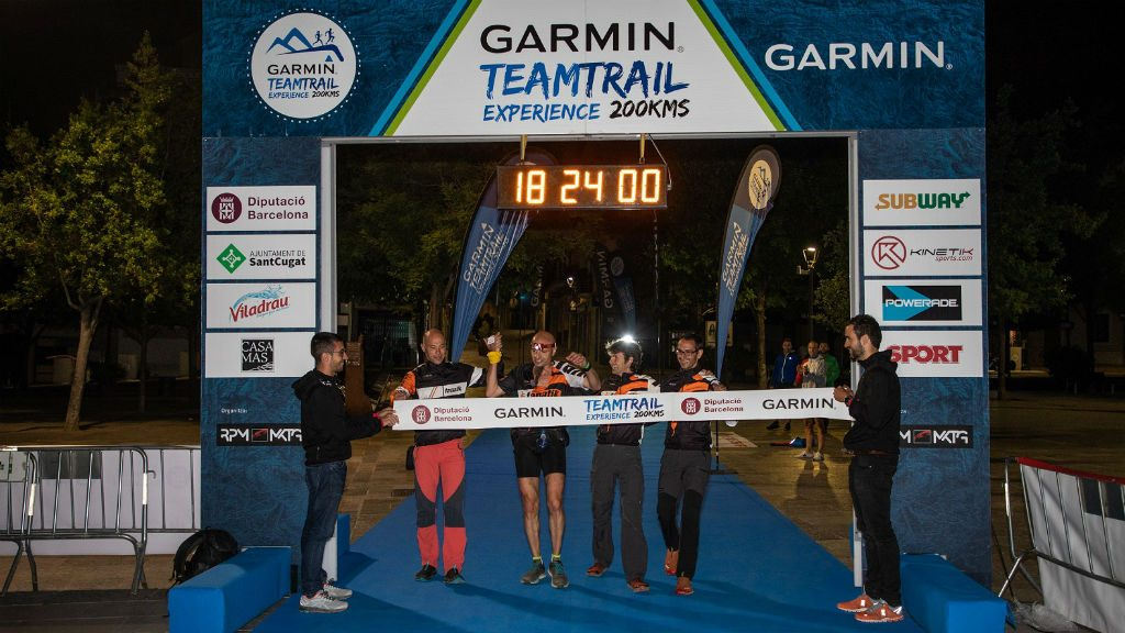 Garmin Team Trail 2019