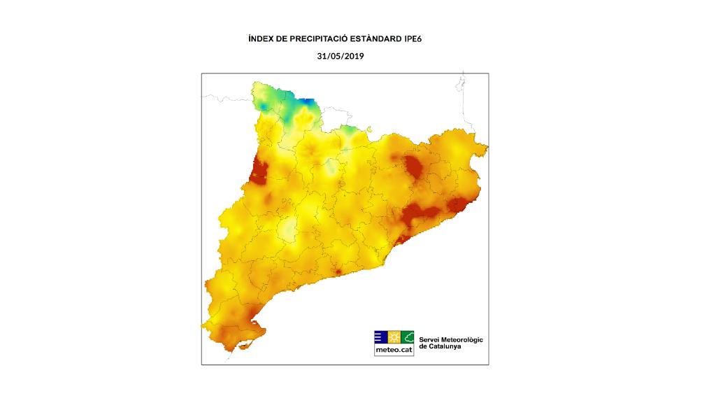 Índex de precipitació estàndard
