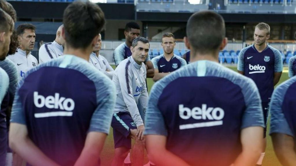 El Barça començarà la temporada el 14 de juliol