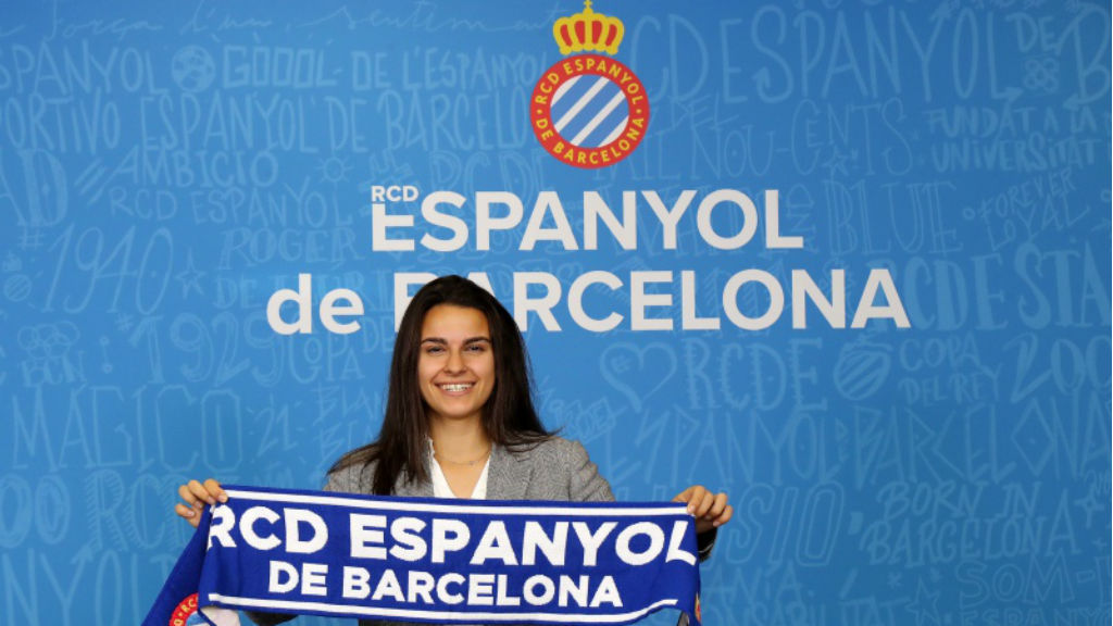 Irene López fitxa per l'Espanyol