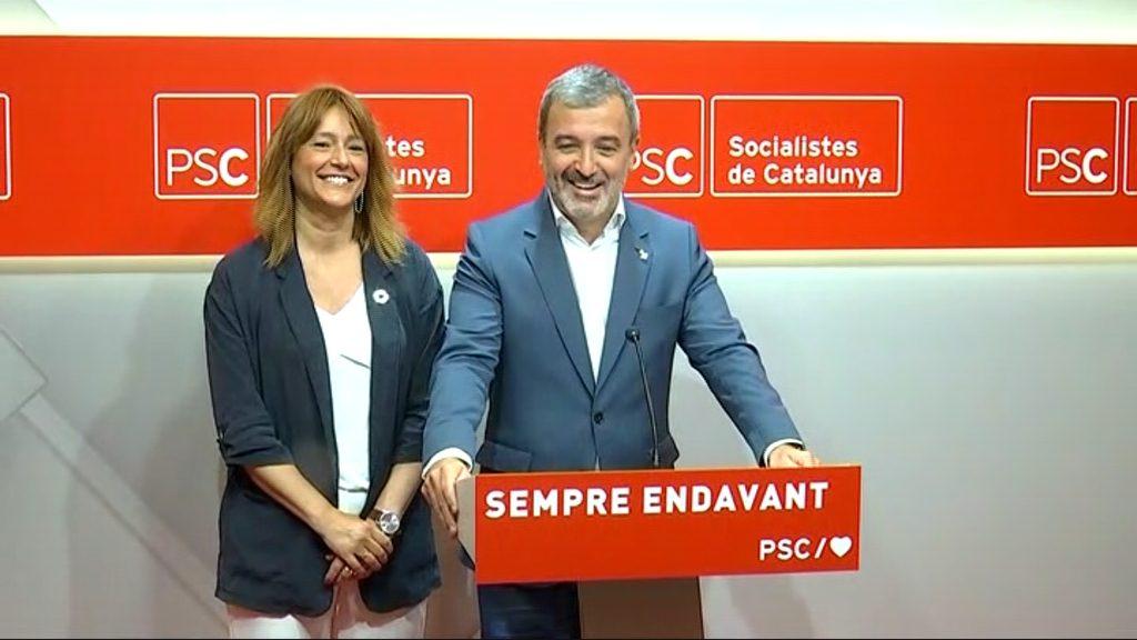 Jaume Collboni Laia Bonet