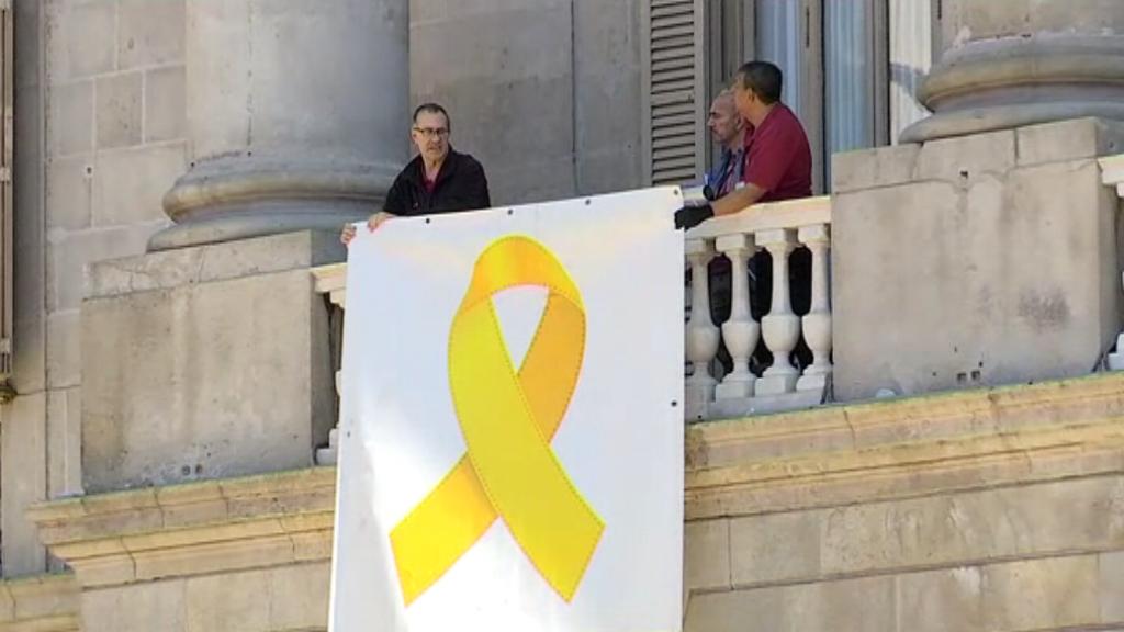 Llaç groc Ajuntament