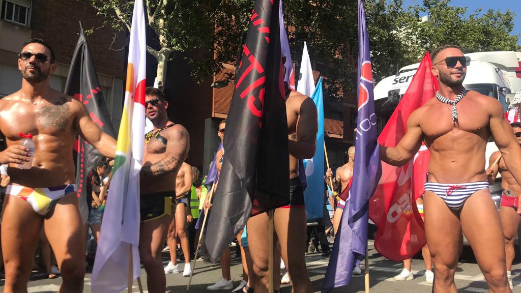 Manifestació del Pride Barcelona 2019