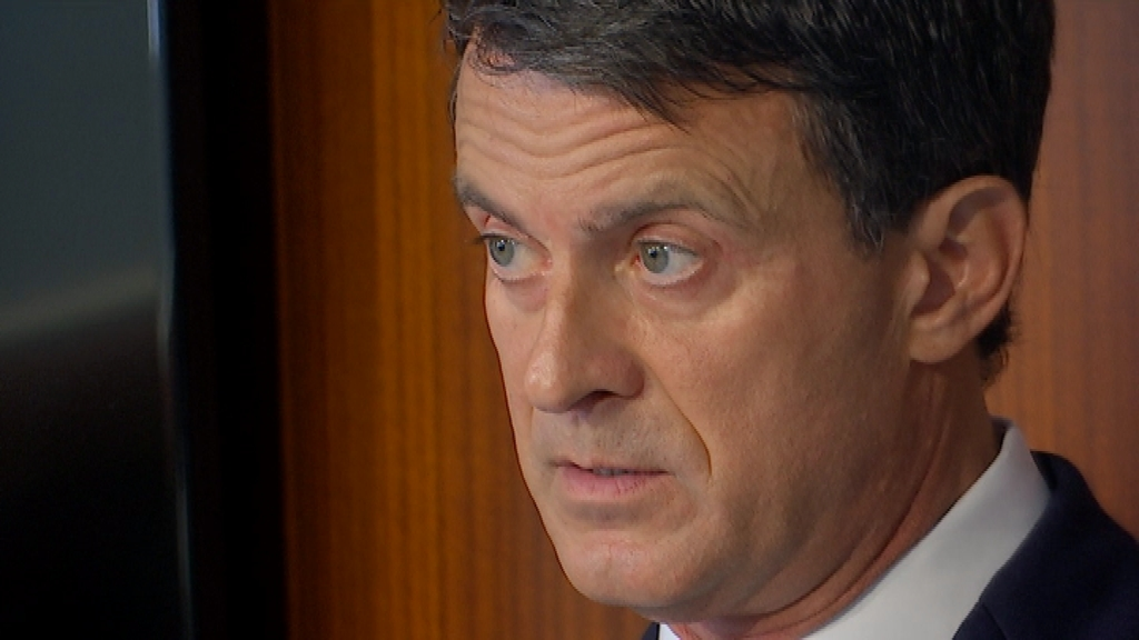 Manuel Valls carrega contra Ciutadans