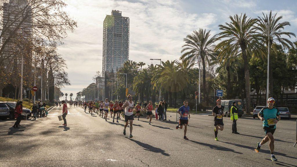 Mitja Marató Barcelona 2020 inscripcions