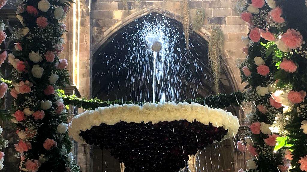 L'Ou com balla a la Catedral de Barcelona
