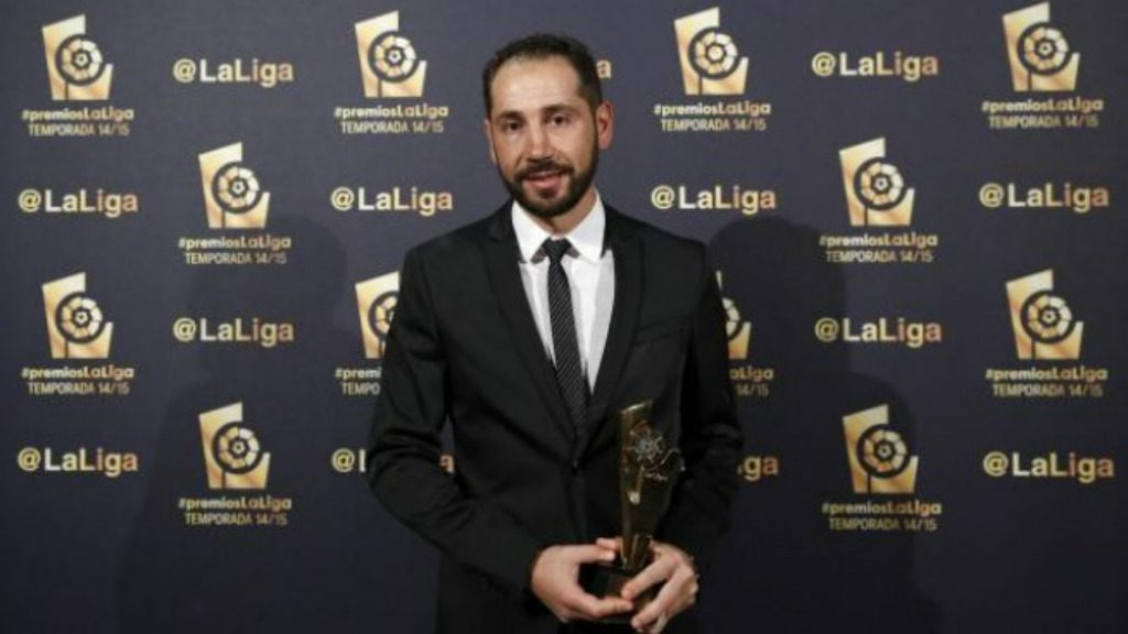 Pablo Machín entrenador Espanyol ex Girona