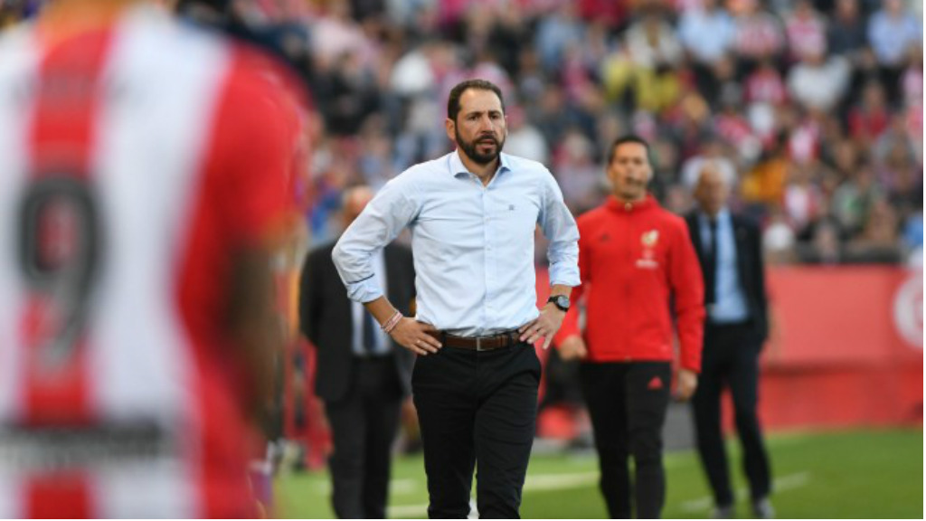 Pablo Machín entrenador Espanyol
