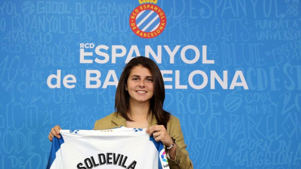 Paola Soldevila segon fitxatge de l'Espanyol