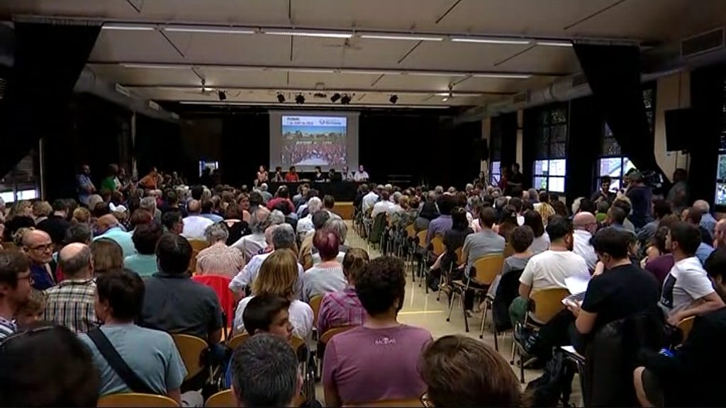 Plenari de Barcelona en Comú