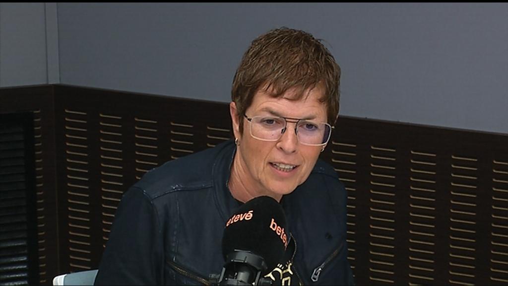 Maria Giralt, directora àrea social Pride