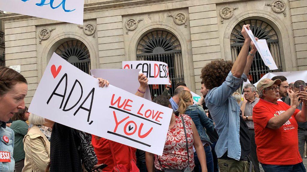 Seguidors d'Ada Colau