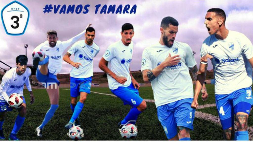 Tamaraceite play-off ascens Segona B
