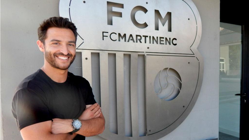 Víctor Cócera fitxa pel Martinenc