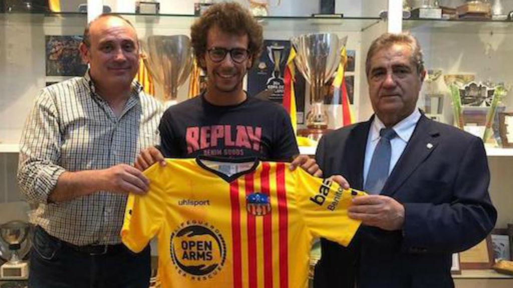 Jaume Villar renova amb el Sant Andreu