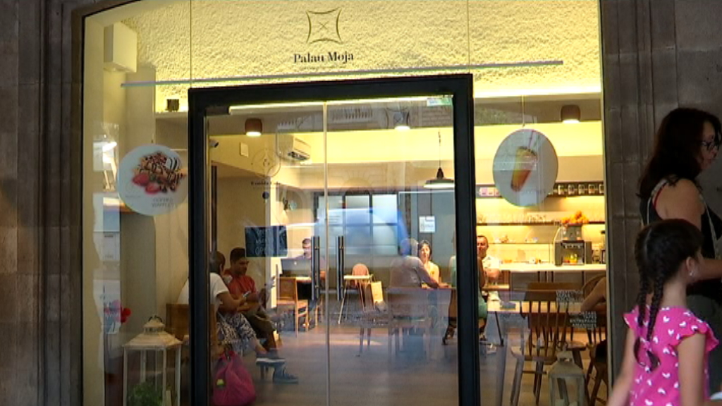 cafetaeria i visitor centre