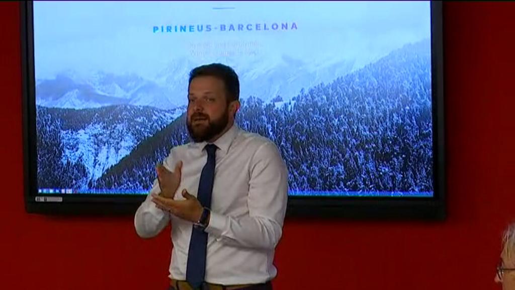 Gerard Figueras, Pirineus-Barcelona