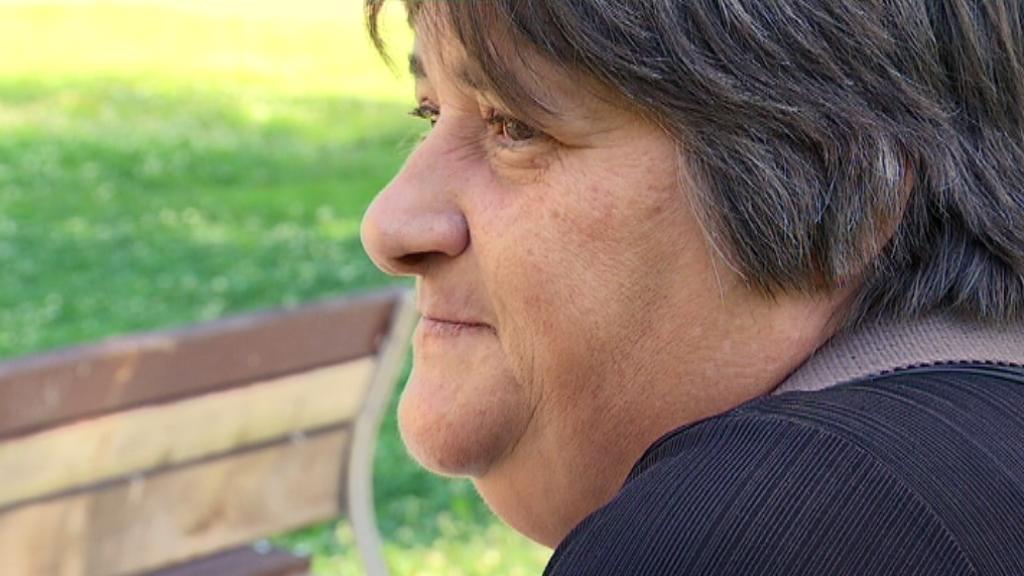 La Pilar va ser víctima de violència masclista al carrer.