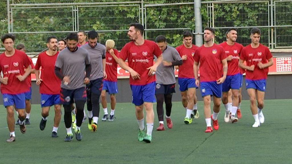 Joel Martínez FC Martinenc 2019