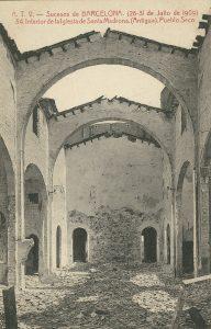 Església de Santa Madrona la Vella