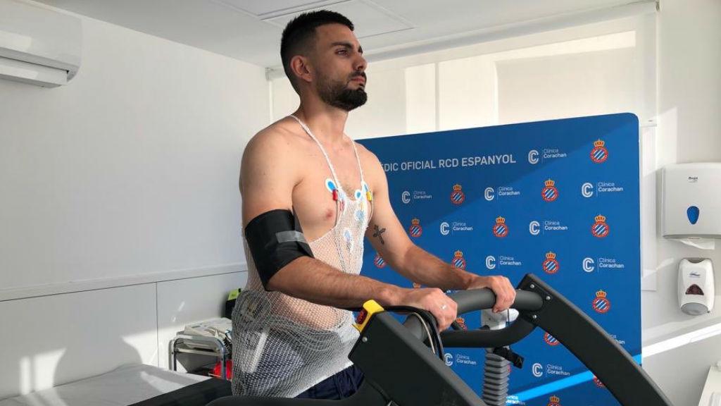 Espanyol B pretemporada