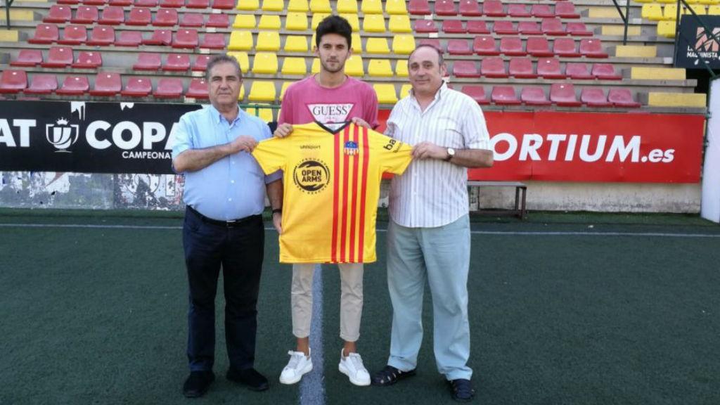 Laro Setién fitxa pel Sant Andreu