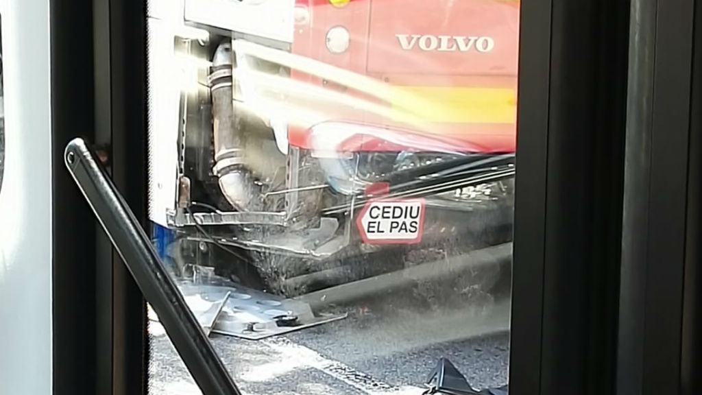 Autobús accidentat